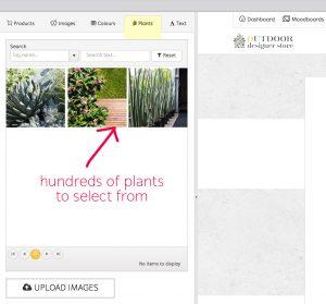 plant-specifier-moodboard-screenshot