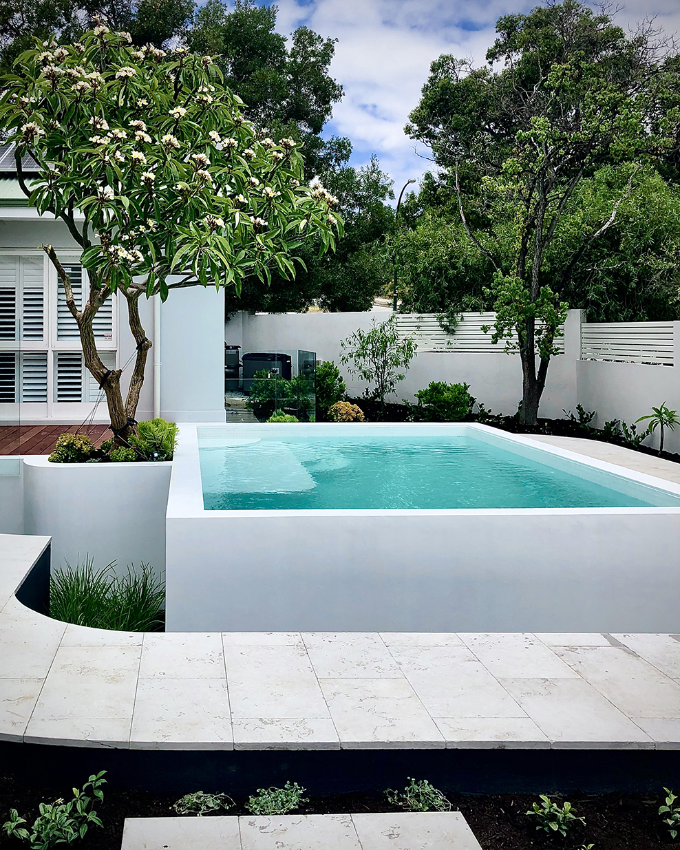 Tristan Peirce Pool Project