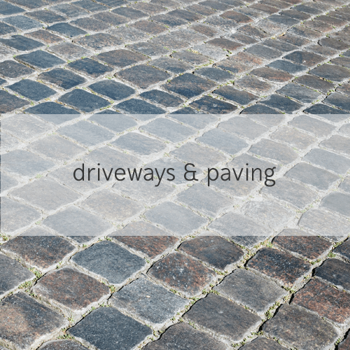 driveways & paving