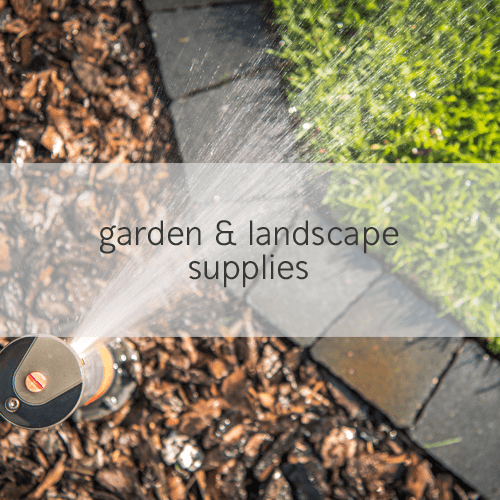 garden & landscape supplies