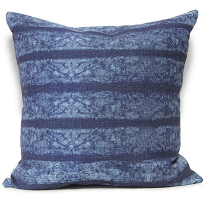 Picture of Bhutan Cushion Cover - Indigo