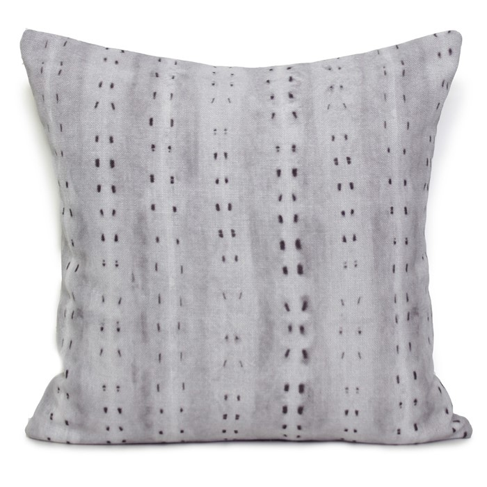 Picture of Cityscape Day Cushion Cover - Charcoal
