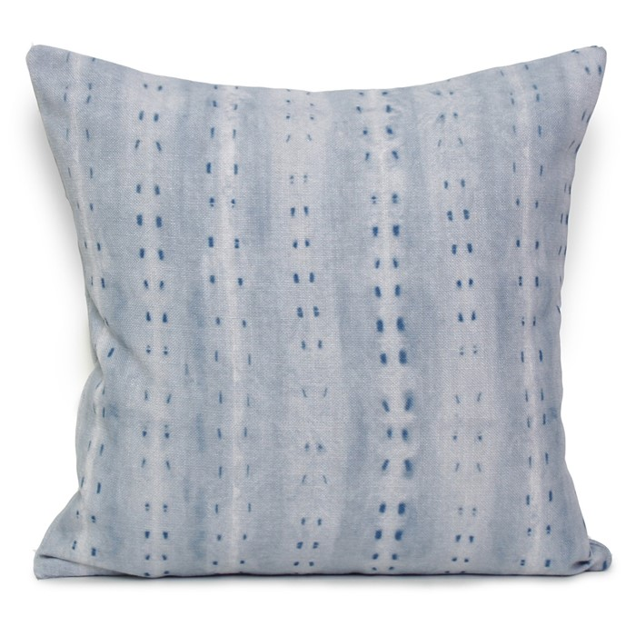 Picture of Cityscape Day Cushion Cover - Indigo
