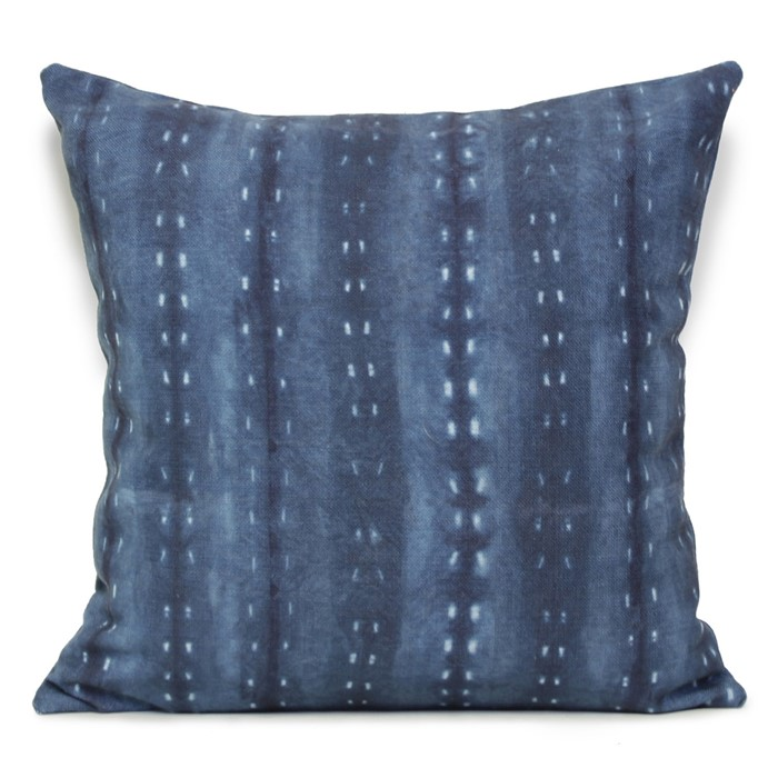 Picture of Cityscape Night Cushion Cover - Indigo