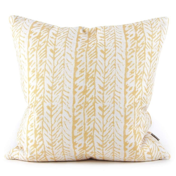 Picture of Foxtrot Cushion Cover - Mustard