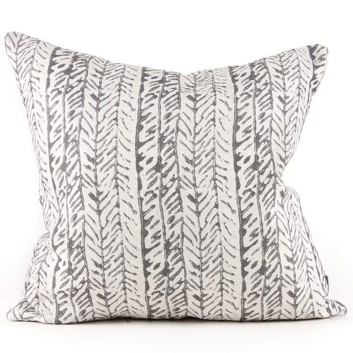 Picture of Foxtrot Cushion Cover - Graphite