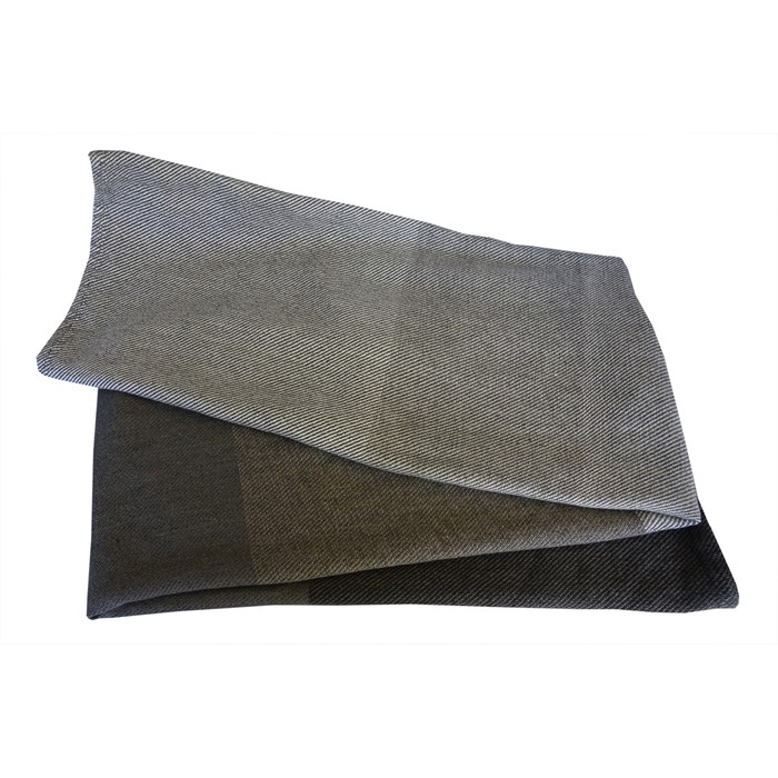 Picture of Grey Ombre  Throw