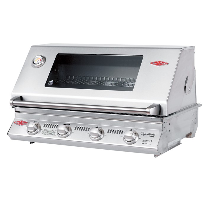 Picture of Signature 3000SS - 4 Burner + Cook Top