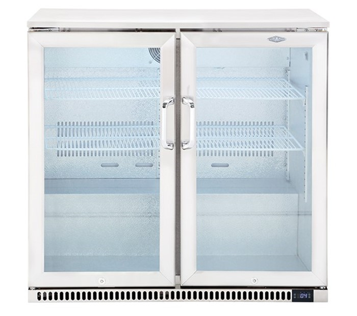 Picture of Alfresco Display Fridge - Double door