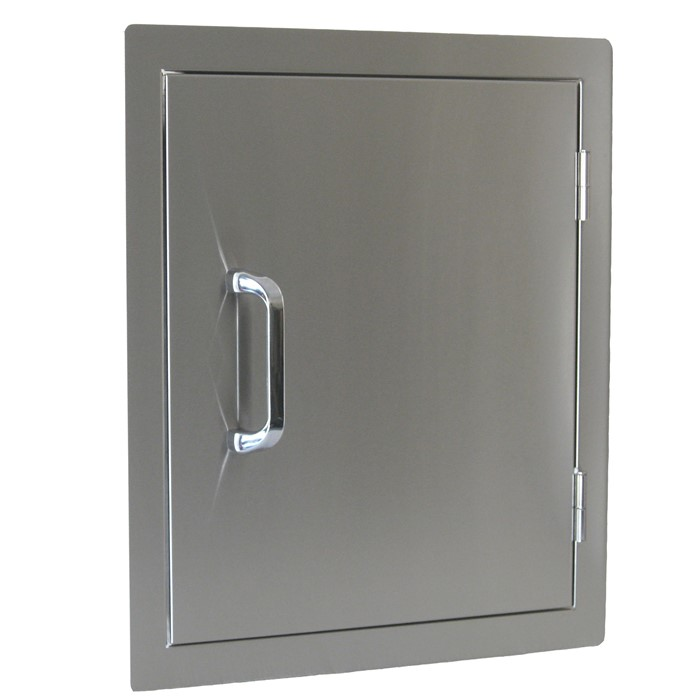 Picture of Stainless Steel Single Door