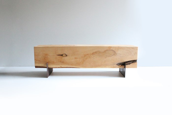 Picture of 3 Seat Wooden Bench