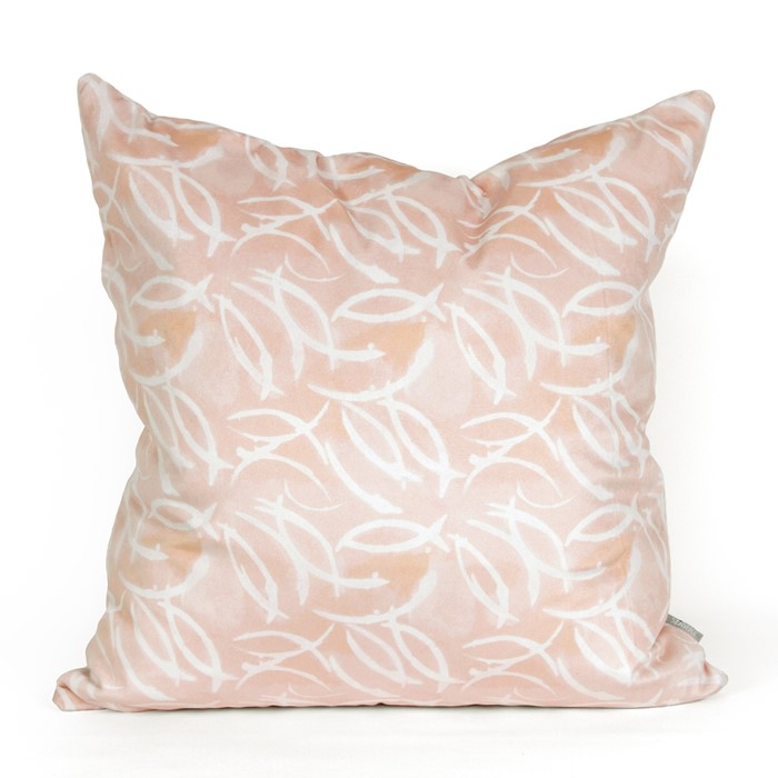 Picture of Eucalypt Cushion Cover - Summer Natural