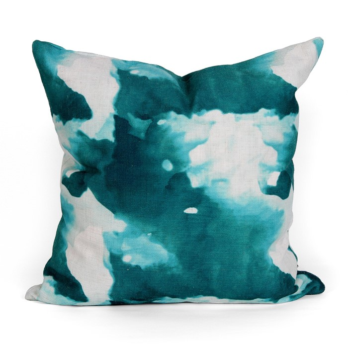 Picture of Jacaranda Cushion Cover - Peacock
