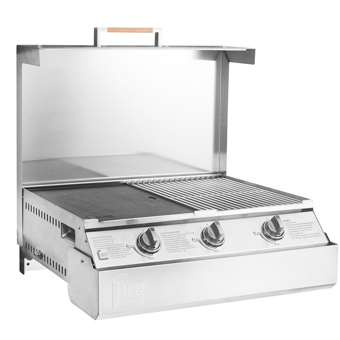 Picture of Space Grill Plus BBQ  + Cover