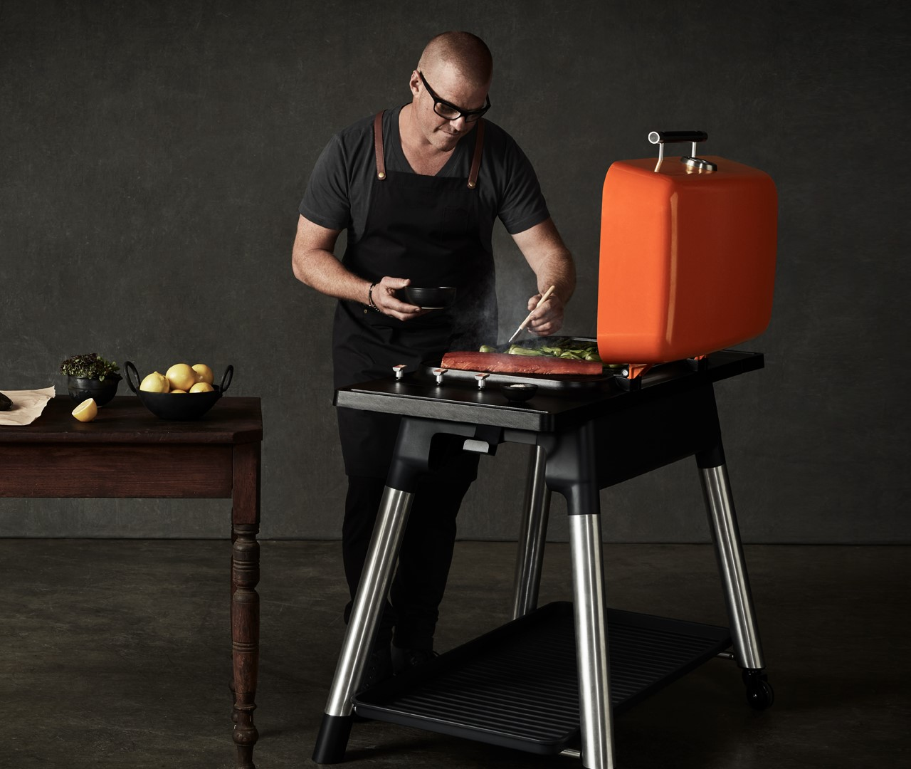 Everdure by heston blumenthal bbq's
