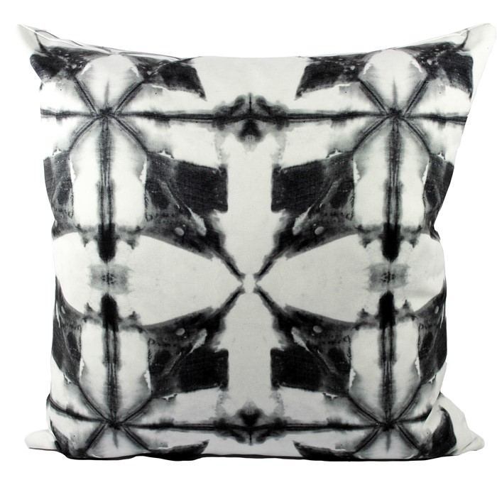Picture of Pleat Cushion Cover - Black