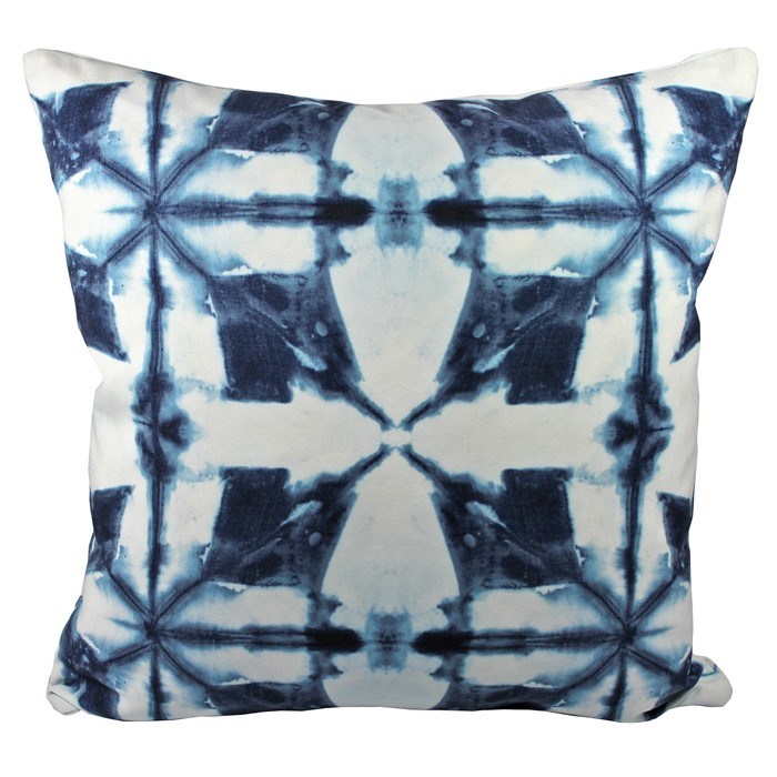 Picture of Pleat Cushion Cover - Blue