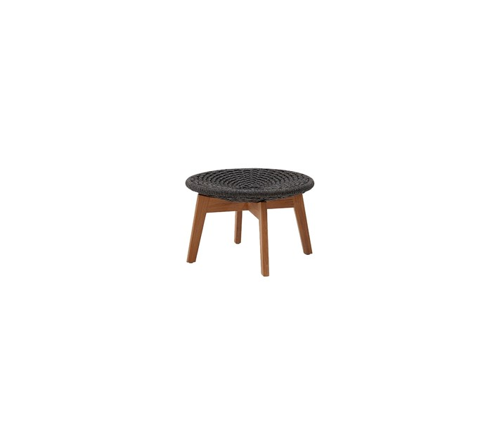 Picture of Peacock footstool/coffee table, Cane-line Soft Rope