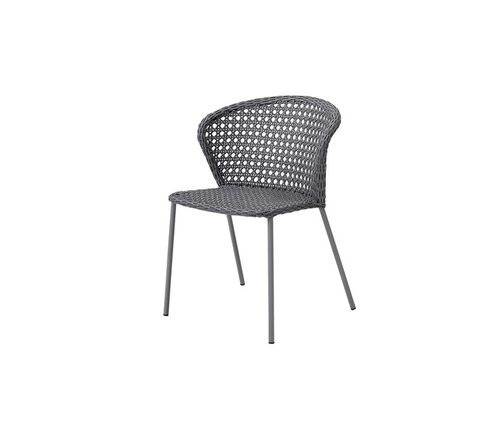 Picture of LEAN CHAIR, STACKABLE, CANE-LINE FRENCH WEAVE
