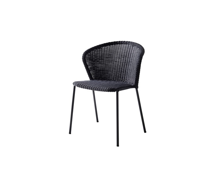 Picture of LEAN CHAIR, STACKABLE, CANE-LINE WEAVE