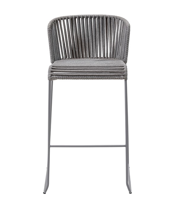 Picture of Moments bar chair, Cane-line Soft Rope