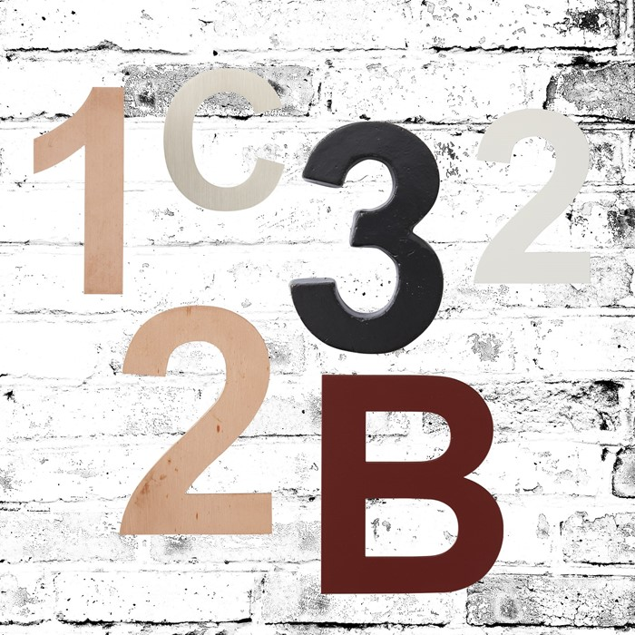 Picture for category HOUSE NUMBERS