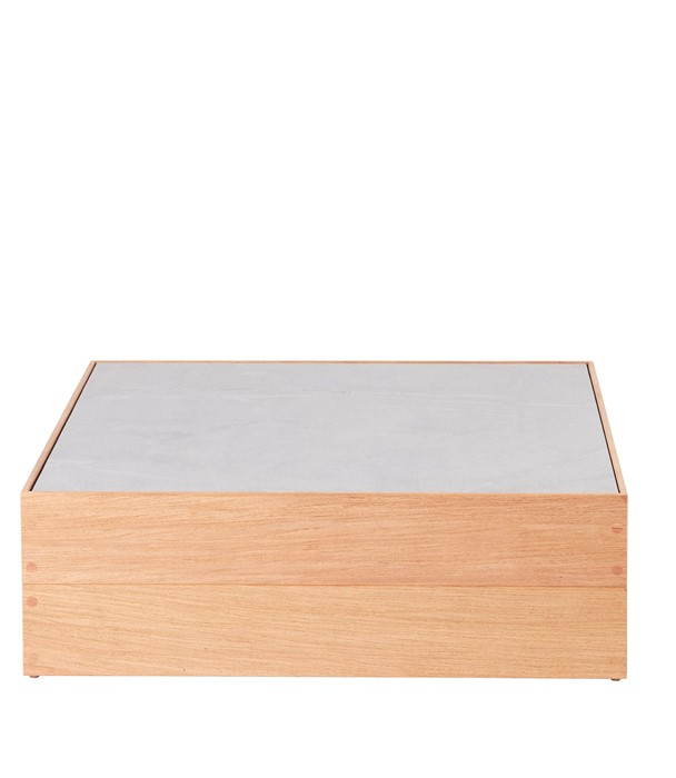 Picture of Fatso Coffee Table with stone top