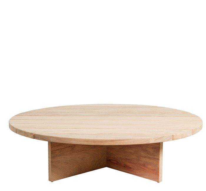 Picture of Chunky Round Coffee Table