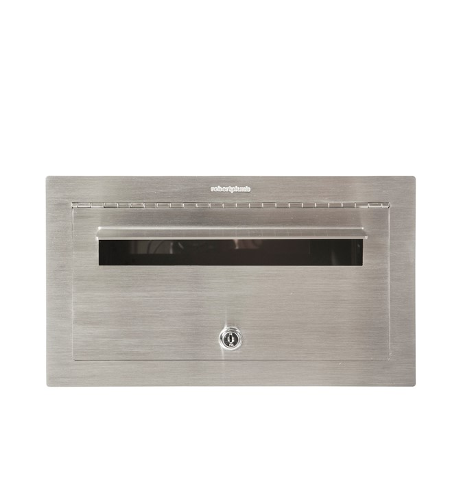 Picture of Mr Kelly  Front Open Letterbox