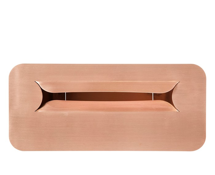 Picture of No38 Copper Letterbox  by Luigi Rosselli