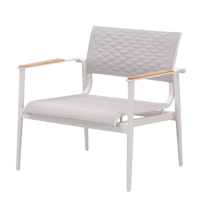 Picture of California Club Chair in White