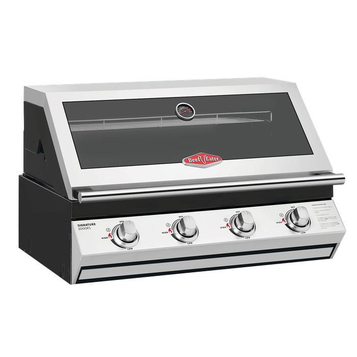 Picture of Signature 2000 Series 4 burner BBQ